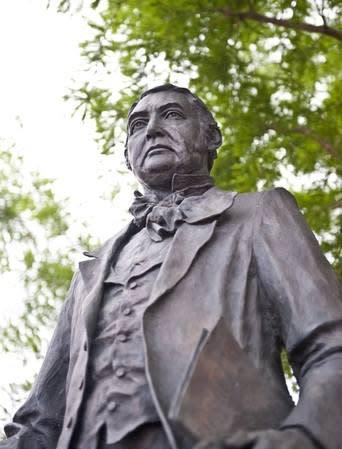 Thomas J. Rusk statue