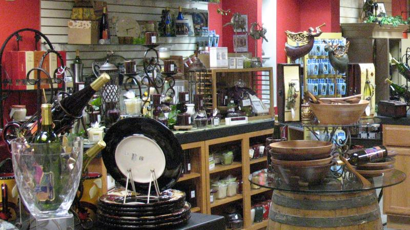 Chateau Thomas Winery Gift Shop