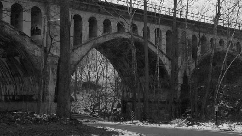 Avon Haunted Bridge