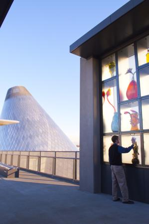 Chihuly Bridge of Glass