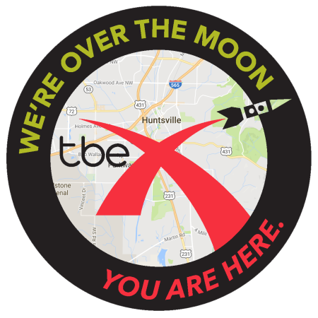 TBEX Welcome design