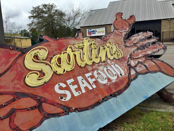 Sartin's Seafood Crab