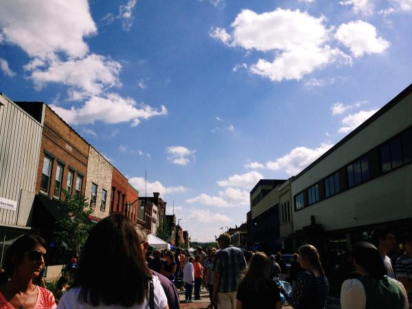 International Fall Festival