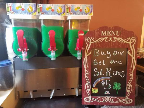 St. Ritas at Charleston Bistro | Things to Do for St. Patrick's Day in Lake Charles