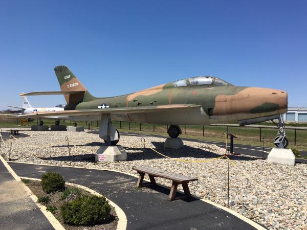 Phantom jet at 122nd FW