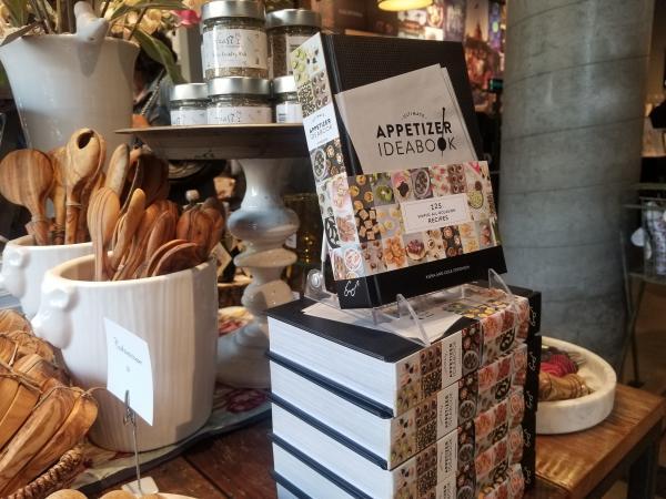 Appetizer Ideabook