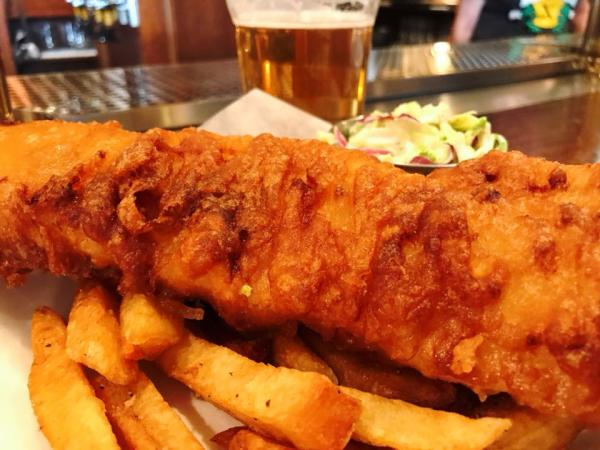 JK O'Donnell's Fish and Chips
