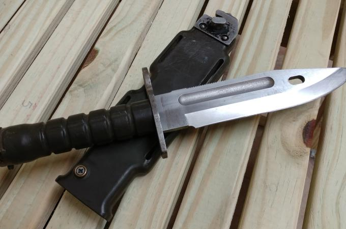 Knife Repair