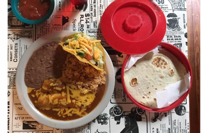 Mexi-food