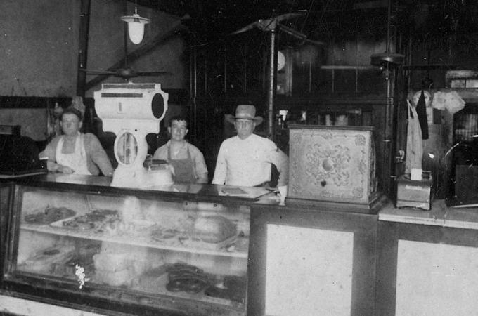 Southside Market Photo - 1927