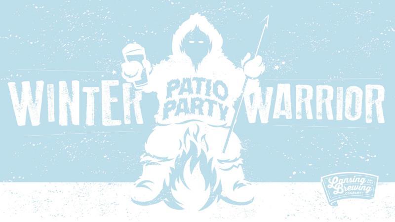 Winter Warrior Patio Party
