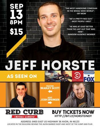 Red Curb Improv Comedy Theatre