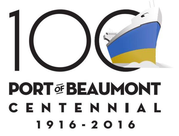 Port of Beaumont Centennial