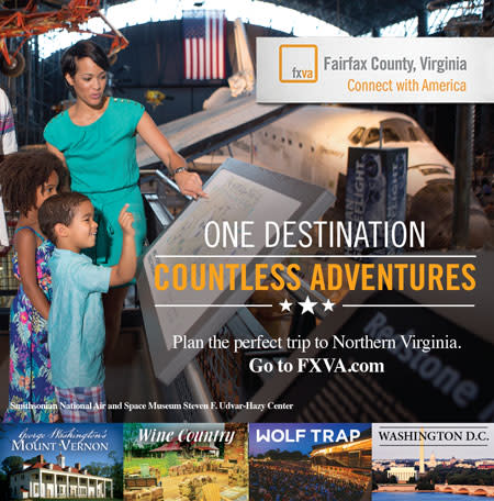 Advertising - Virginia Travel Guide