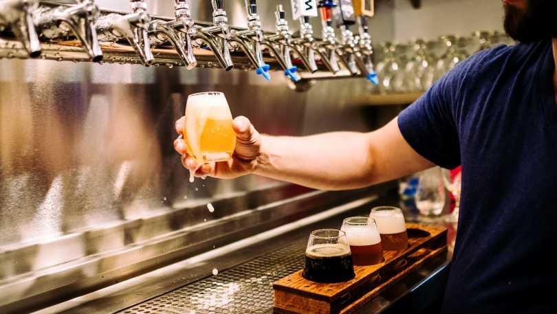 Taproot - Beer Flight