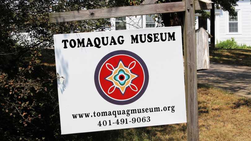 Tomaquag Indian Memorial Museum