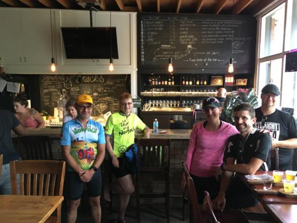 new limburg ontario by bike
