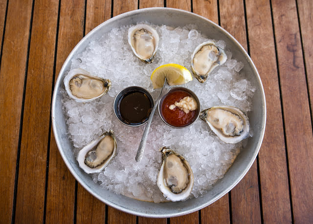 Grand Marlin Oysters