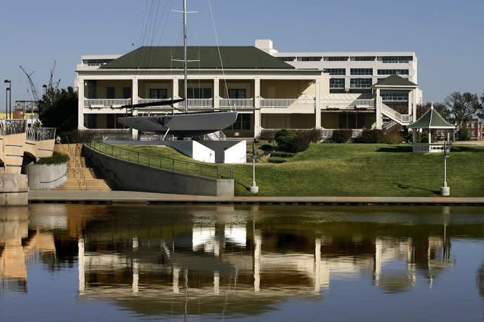 Kansas Sports Hall of Fame at the Wichita Boathouse