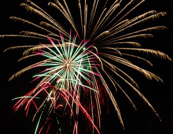 Tim McDaniel fireworks
