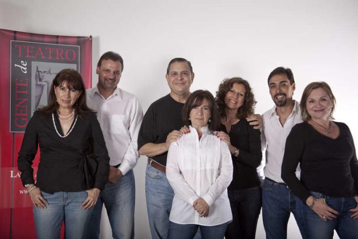 Staff picture of Gente de Teatro