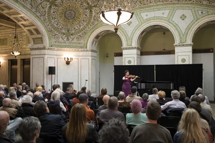 Chamber Mondays at ©Chicago Cultural Center