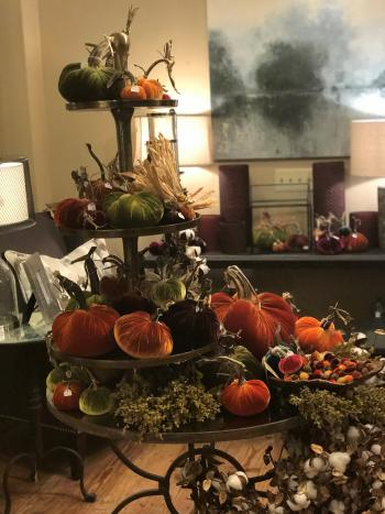 Fall Home Decor from The Morgan House
