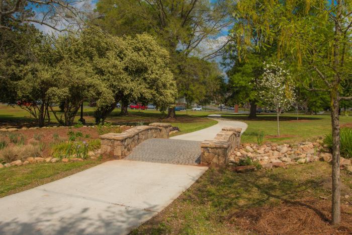 Tattnall Square Park