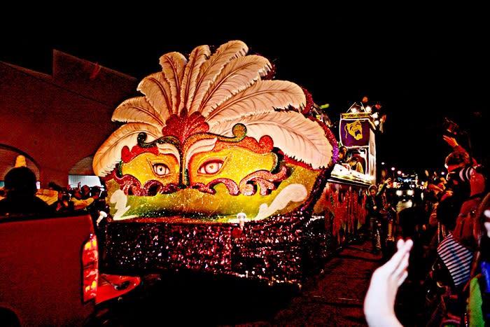 Port Arthur Mardi Gras Parade