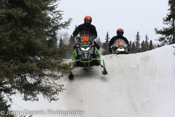 Iron Dog Race Alaska - Fairbanks, Alaska