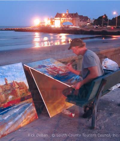 Local artist