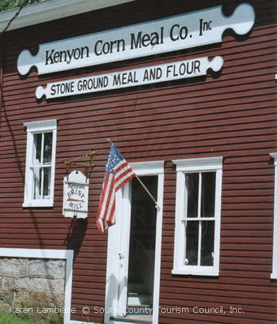 Kenyon Corn Meal Co