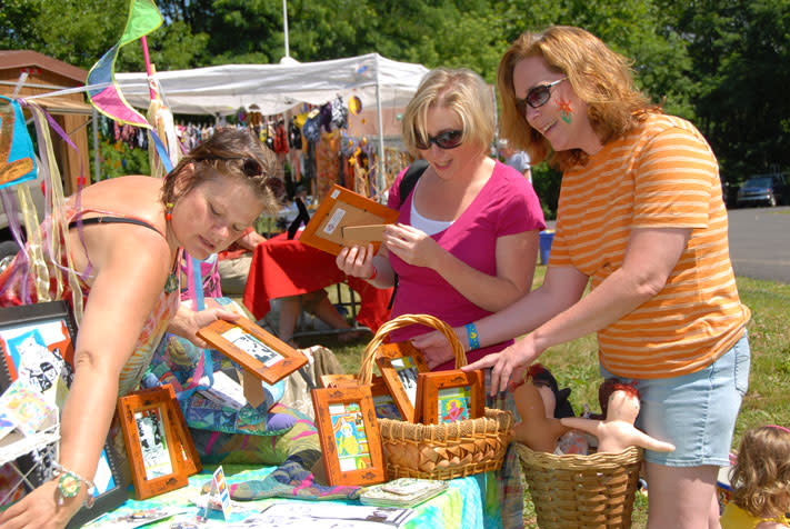 34TH ANNUAL CANAL DAY - SCHUYLKILL