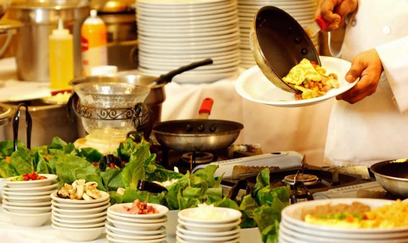 Omelette Bar