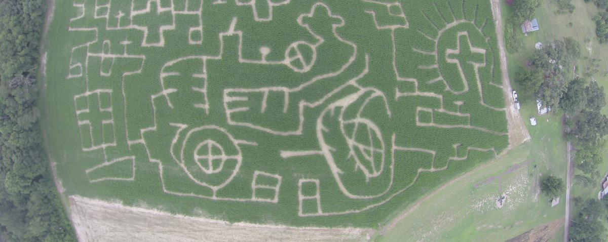 Sonlight Maze