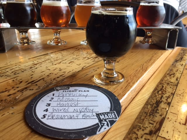 Lansing Brewing Company beers