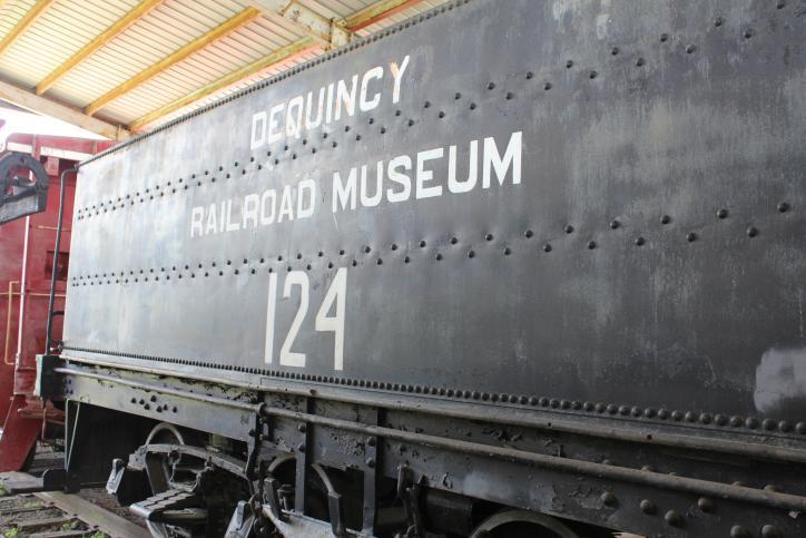 DeQuincy Railroad Museum