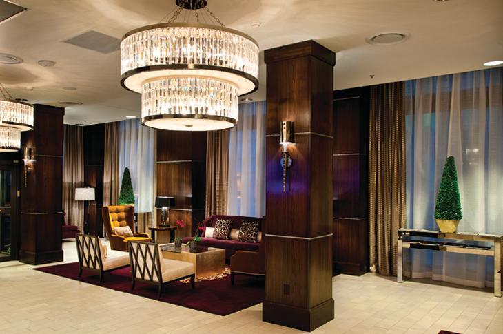 Ambassador Hotel - Lobby