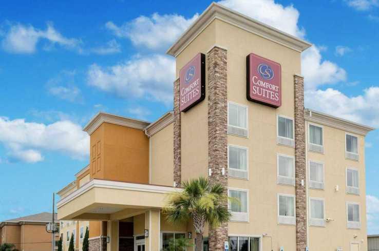 Comfort Suites-Harvey-New Orleans West