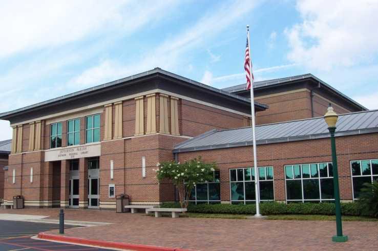 Jefferson Parish Regional Library W. Napoleon Avenue