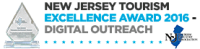 NJ Tourism Excellence Award 2016 logo