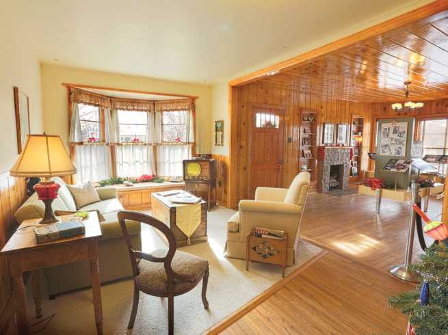 Inside Living Areas