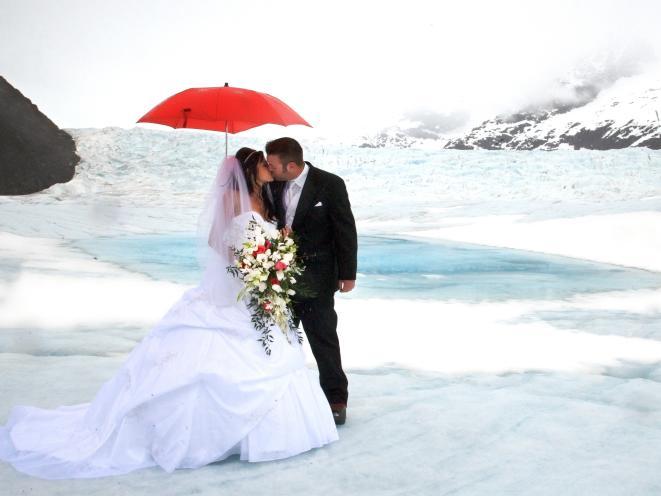 Glacier Wedding