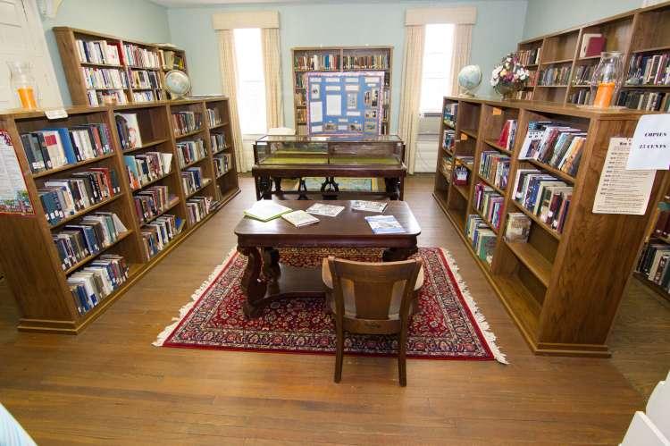 Houston Memorial Library