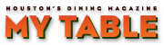 My Table logo