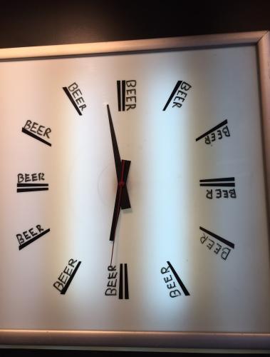 BNA Beer Clock