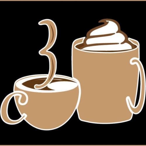 cocoa and coffee company logo