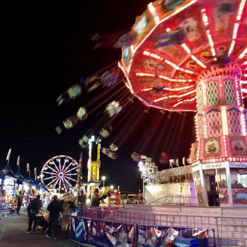 Carnival at Winterfest