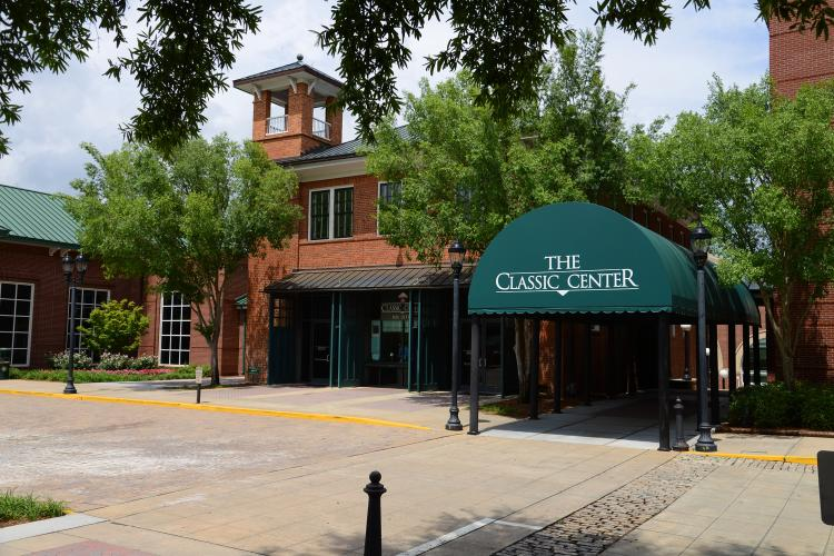 The Classic Center, Thomas St.