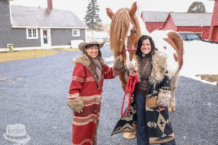 Lakota at Wedding Barn